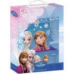 Disney Frozen Federmäppchen »Disney's Die Eiskönigin - Schule Geschenkset, 3-teilig«, (3-tlg., Mädchen), Reißverschluss