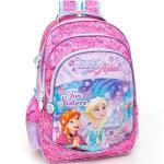 Disney Frozen Kinderrucksack » - Die Eiskönigin - Rucksack, 44x28x16 cm« (Reißverschluss, Mädchen), Schultergurt