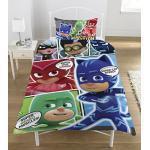 """Disney PJ Masken """"Comic reversibel Panel einzigen Bettbezug"""