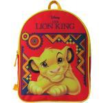 Disney rucksack The Lion King 8 Liter 25 x 31 cm Polyester rot