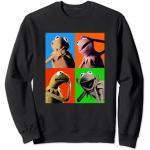 Disney The Muppets Kermit The Frog Pop Art Sweatshirt