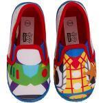 Disney Toy Story Hausschuhe für Jungen, Buzz Woody leicht zu befestigen, Hausschuhe, Schuhe, grau, 25 EU