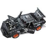 Dittzz Technic Auto Ford Mustang, Auto Bauset, 3168 Stücke Bausteine Kompatibel mit Lego Technic