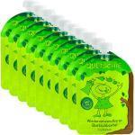 Divata 10er Pack - Quetschies - wiederverwendbare Quetschbeutel - 170ml + 0,60€ Cashback auf Deine nächste Bestellung