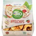 dmBio Trockenobst Apfelchips (70 g)