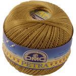 DMC 993A-5-53045 Häkelgarn, Cotton, Gold, 9x9x8 cm