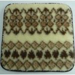 Dohle + Menk Stuhlkissen Folklore braun-beige 40 x 40 x 4 cm (GLO706451447)