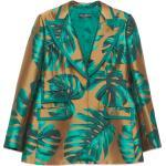 Dolce & Gabbana, Coat Orange, Damen, Größe: 48 IT