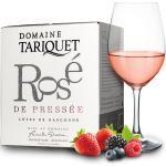 Domaine Tariquet Rosé de Pressée 3l Bag in Box 2020 Roséwein Frankreich