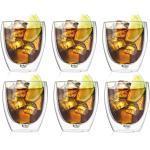 Doppelwandige Thermo Gläser 2er bis 6er Set Latte Macchiato Cocktail Kaffee Tee 6 x 250ml 4260166018424
