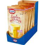 Dr. Oetker Seelenwärmer Pudding Vanille für 150 ml Wasser, 10er Pack