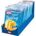Dr. Oetker Vanillepudding für 2 Liter Milch, 10er Pack