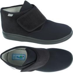 Dr. Orto »Medizinische Schuhe für Herren« Spezialschuh Gesundheitsschuhe, Diabetiker Schuhe, Präventivschuhe, schwarz
