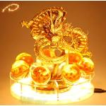 Dragon Ball Z Son Goku Led Licht Lampe Geist Bombe Figuren Anime Dragon Ball Z Goku Super Saiyajan Dekor Nacht Licht Kreative Geschenke