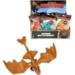 Dragons Auswahl Battle Mini   DreamWorks Mini Spielfiguren, Typ:Ohnezahn Gold