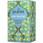 Drei Fenchel Tee, bio - 20 Teebeutel à 1,8 g (36 g) - Pukka Tee