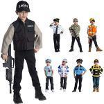 Dress Up America Junge Helden Kind SWAT Team Rollenspiel Set Kostüm Alter 3-6