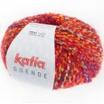 Duende von Katia, Mehrfarben-Rot