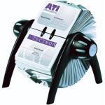 DURABLE Rollkartei VISIFIX FLIP 241701 Kunststoff schwarz