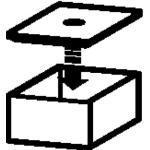 Duravit Möbel Breite 0-50cm, Höhe 0-50cm, Tiefe 0-50cm