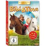 DVD Bibi & Tina - Kinofilm-Box (4 DVDs) Hörbuch