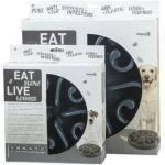 Eat Slow Live Longer Antischlingnapf für Hunde Anti-Schling Napf ø 20,5/30cm