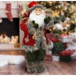 ECD Germany Weihnachtsmann »Winter Tischdeko Winterdeko Weihnachten Figur«