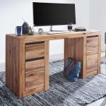 Echtholztisch aus Zerreiche Massivholz Wildeiche Massivholz