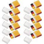 elasto form Fanschminke 10er-Set Deutschland Gesichtsfarbe Fan-Makeup Schwarz-Rot-Gold