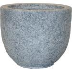 Elite Pflanztopf Ø 45 cm Granitoptik rund