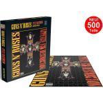 empireposter Puzzle »Guns n' Roses Appetite For Destruction 1 - 500 Teile LP Cover Puzzle im Format 39x39 cm«, 500 Puzzleteile