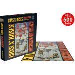 empireposter Puzzle »Guns n' Roses Appetite For Destruction 2 - 500 Teile LP Cover Puzzle im Format 39x39 cm«, 500 Puzzleteile
