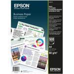 EPSON Inkjetpapier Business Papier A4 80 g/qm C13S450075