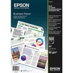 EPSON Inkjetpapier Business Papier DIN A4 80 g/qm