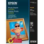 Epson Photo Paper glossy A4, 20 Blatt 200g/m²