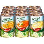 Erasco Suppe 390 ml, verschiedene Sorten, 12er Pack