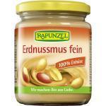 Erdnussmus fein bio (250g)
