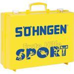 Erste-Hilfe-Koffer Multisport nach DIN 13157, inkl. Wandhalterung