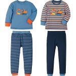 Blaue Kindernachtwäsche für Jungen