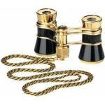 Eschenbach Opernglas glamour 3x25 schwarz-gold