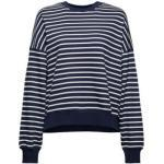 Blaue Nachhaltige Maritime Esprit Damensweatshirts