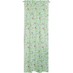 Esprit Schlaufenschal Safari Weiß/Grün 130x250 cm (BxH) Kunstfaser