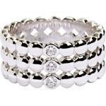 Esprit Silberring »Ring mit Zirkonia-Besatz, Sterling Silber«, bunt