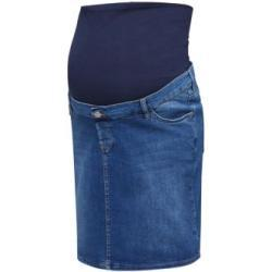 Blaue Esprit Mini Jeans-Miniröcke für Damen