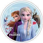 Essbarer Tortenaufleger Frozen 2 Motiv 2