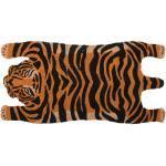 """esschert design Fußmatte »Kokos Fußmatte """"Tiger"""", ca. 75 x 38 cm«"""