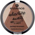 Essence adventure awaits get sunkissed jumbo bronzer Nr. 02 our happy place Inhalt: 20g Bronzer für einen sonnengeküssten Teint und extra Konturen im Gesicht.