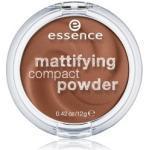 essence Mattifying Compact Powder Kompaktpuder 12 g Nr. 60 - True Mahogany