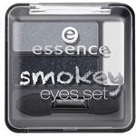 essence Smokey Eye Set Lidschatten NR. 01 - SMOKE Y NIGHT 2,24 g