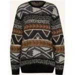 Etro Oversized-Pullover schwarz